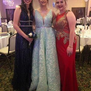 Tiffany Designs Dresses - Prom Dress